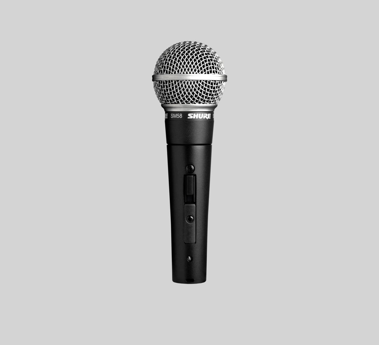 sm58lc Shure Mikrofon