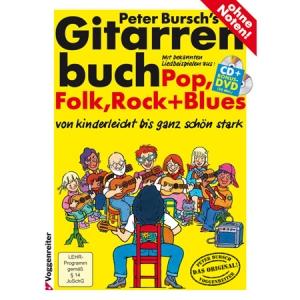 P.Bursch Gitarrenbuch1 Lehrbuch