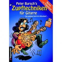 P.Bursch Zupftechniken Lehrbuch