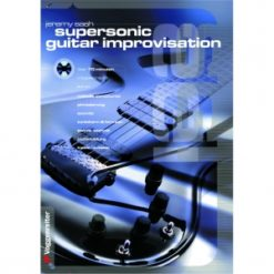 Supersonic guitar improvisation lehrbuch