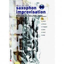 Saxophon Improvisation Voggenreiter Lehrbuch