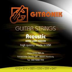 Saiten GK USA Acoustic strings