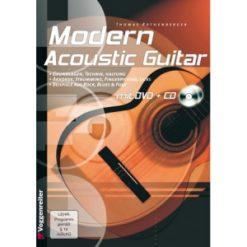 Modern Acoustic Guitar Lehrbuch
