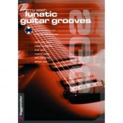 Lunatic Guitar Grooves Übungsbuch