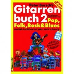 Peter Bursch´s Gitarrenbuch 2