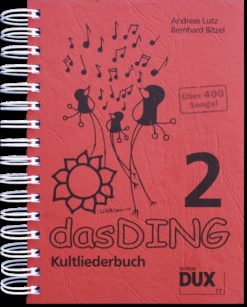 Das Ding Kult-Liederbuch Nr. 2