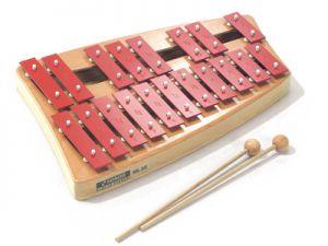 Glockenspiel chromatisch -Sopran Sonor NG30