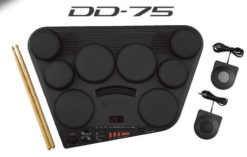 Yamaha E-Drum DD-75 Set