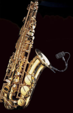 Audio Technica ATM350 Clip/Violin-Mik.