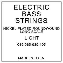 Saitensatz USA Gitronik 045/105 Bass