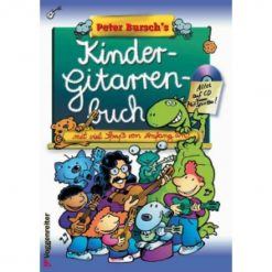 Peter Bursch's Kinder-Gitarrenbuch (mit CD)0304-0
