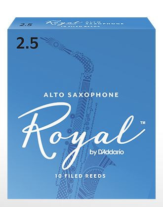 Rico Royal Alt Sax Blätter