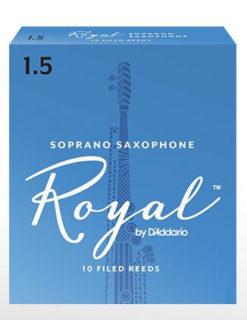 Rico Royal Sopran Sax Blätter