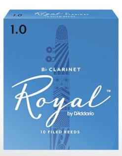 Rico Royal Bb Klarinettenblätter
