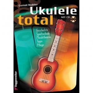 Ukulele Total Voggenreiter Lehrbuch