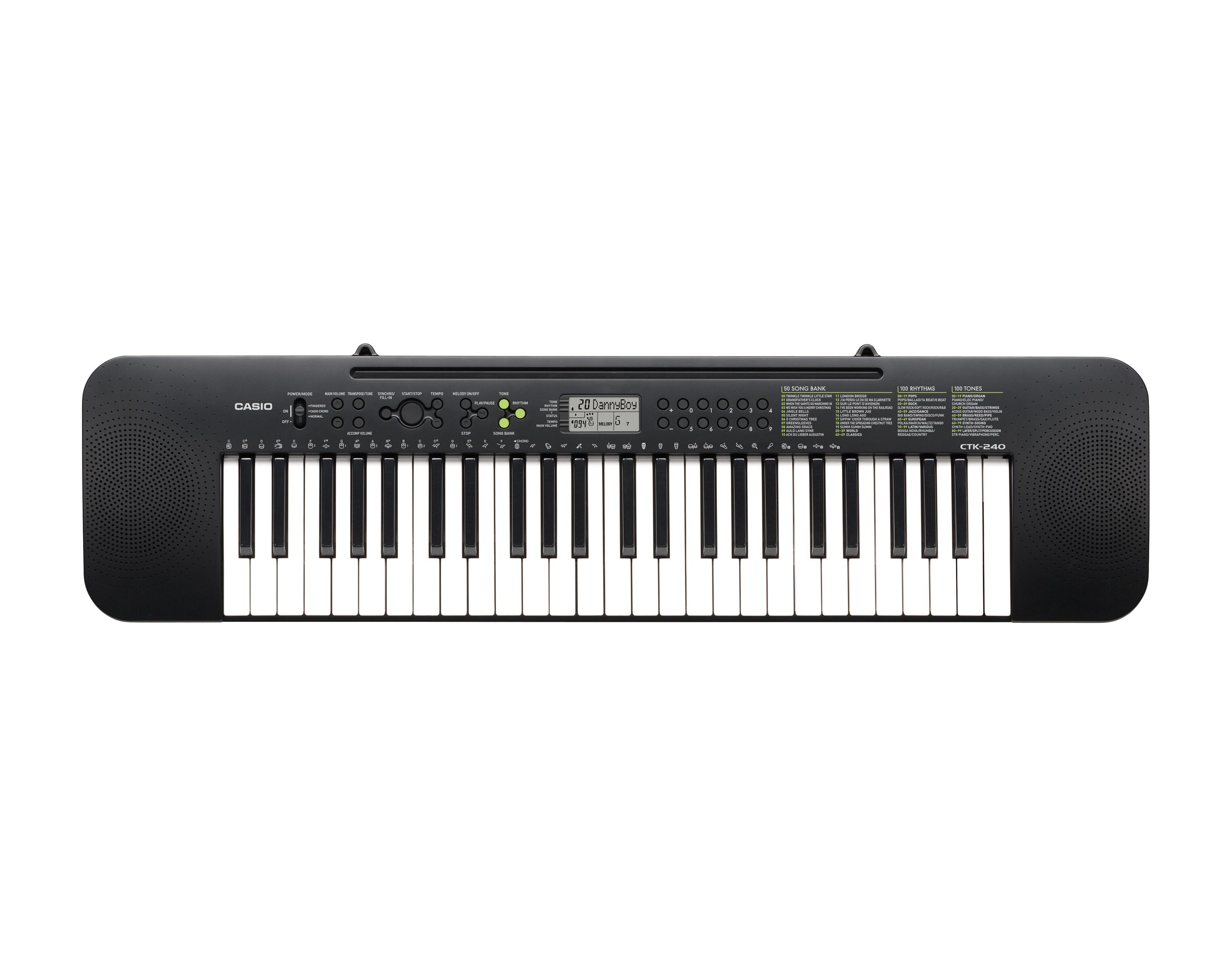 Casio  Keyboard CTK-240