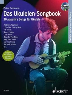Das Ukulelen-Songbook schott