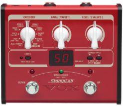 Vox StompLab I  Multieffektgerät