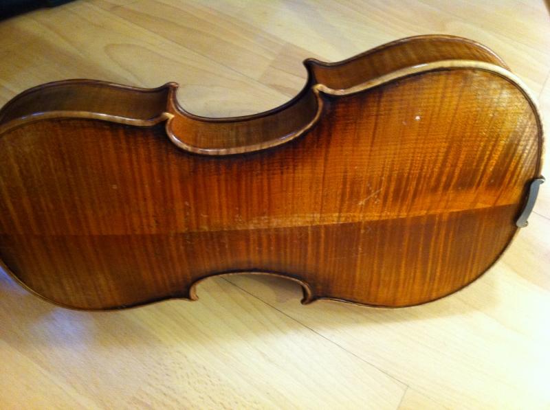 Otto Henning Markneukirchen 4/4 Violine