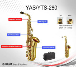 Yamaha Alt-Saxophon YAS-280