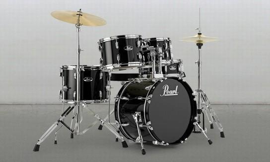 Pearl ROADSHOW DrumSet kompl.