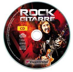 Peter Bursch's Rock Gitarre (mit CD/DVD) Voggenreiter