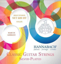 Hannabach Klassikgitarrensaiten Serie 600