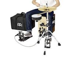 Meinl portable Rhythm Station CAJ-Drumset